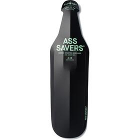 Ass Savers Ass Saver Mudguard large, czarny